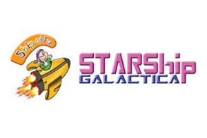 Starship Galactial Children Play Ground